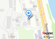 Компания «Таткартридж» на карте