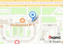 Компания «Савва» на карте