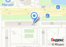 Компания «Казань Инвест» на карте