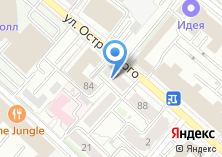 Компания «12 вольт» на карте