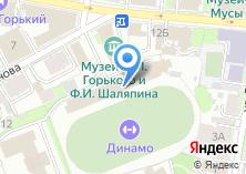 Компания «СпортТайм» на карте