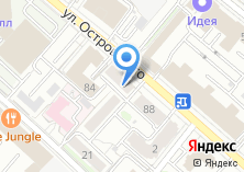 Компания «Emex116» на карте