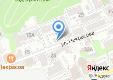 Компания «Азатлык» на карте