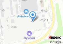 Компания «Удачный Дом» на карте