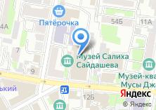 Компания «Ирида» на карте
