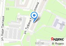Компания «Autoparts16.ru» на карте