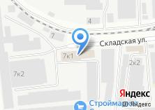 Компания «Деликатесы» на карте