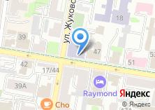 Компания «I & I hostel» на карте