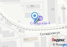 Компания «СТОК-ШИН.РФ» на карте