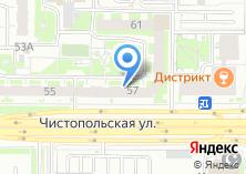 Компания «Нефтехим» на карте