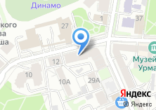 Компания «КазЭнергоАудит» на карте