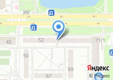 Компания «Хмельнофф» на карте