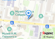Компания «Радио Болгар» на карте