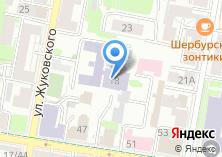 Компания «Лицей №116» на карте