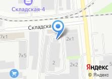 Компания «Самтал» на карте