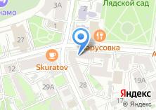 Компания «Церемония» на карте