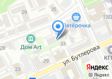 Компания «Инсистпром» на карте