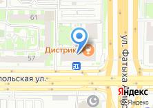 Компания «V3DПроекте» на карте