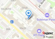 Компания «ЭргоРост» на карте
