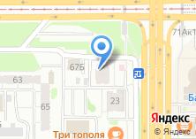 Компания «Элит-1» на карте