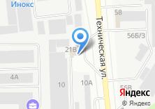 Компания «АЗС АрТек» на карте