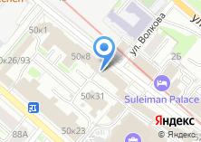 Компания «Инвестиционно-венчурный фонд Республики Татарстан» на карте