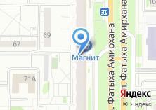 Компания «Элма» на карте