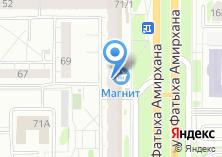 Компания «Аквафор» на карте