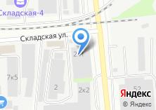 Компания «Главный архитектор» на карте