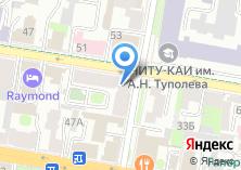 Компания «UniGolos» на карте