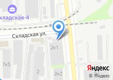 Компания «Нурсиб-Инжиниринг» на карте