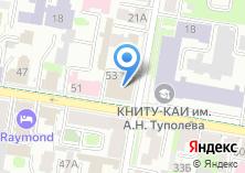 Компания «Грани Принт» на карте