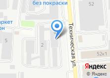 Компания «Дом Матрас» на карте