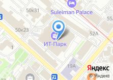 Компания «Стартобаза» на карте