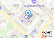 Компания «Ютэк» на карте
