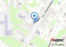 Компания «Строящийся жилой дом по ул. Ульянова-Ленина» на карте