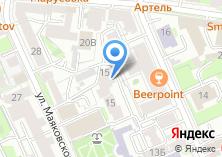 Компания «Оскордъ-Идель» на карте