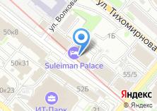 Компания «ЮРИДИЧЕСКОЙ КОМПАНИИ ОСНОВА» на карте