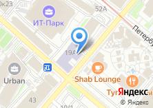 Компания «Православная гимназия им. святого Гурия Казанского» на карте