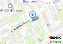 Компания «Дом-музей академиков Арбузовых» на карте