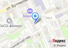Компания «Общежитие КГМУ» на карте