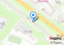 Компания «Эролайф» на карте