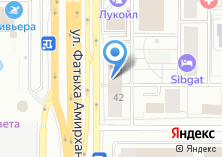 Компания «Sibgat Apartments» на карте