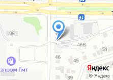 Компания «Технологии и Сервис» на карте