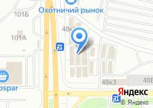 Компания «Центр автостекла» на карте