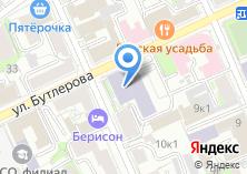 Компания «Казанская государственная медицинская академия» на карте