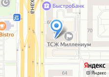 Компания «АвтоЛегион» на карте