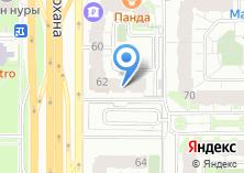 Компания «Уникомстрой» на карте