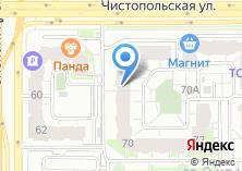 Компания «СОЛИД Логистик» на карте