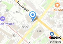 Компания «Айдилиа» на карте